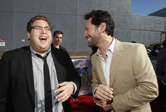 MTV VMAs: Jonah Hill