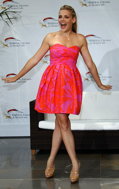 Busy Philipps Interview Actress Busy Philipps Who