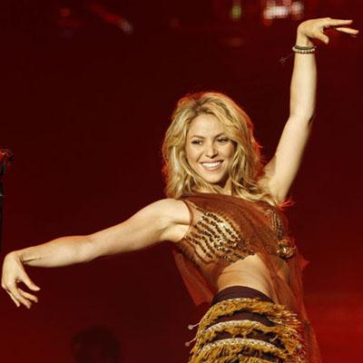 Shakira won't strip. Shakira won't pose naked - for now. The sexy singer ...