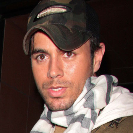 Rep: Enrique Iglesias Will Honor His Nude World Cup
