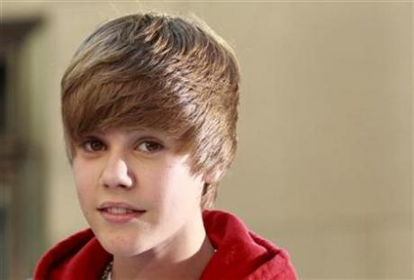 Canadian teen idol Justin Bieber is turning his sights on acting, ...