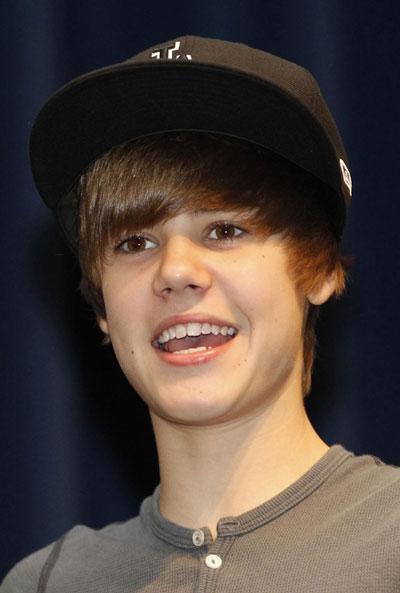 Justin Bieber Has Crush On 'hot' Cheryl