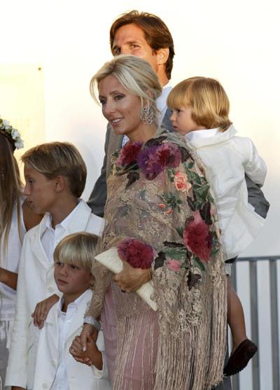 Royal Wedding Of Prince Nikolaos And His Bride Tatiana Blatnik