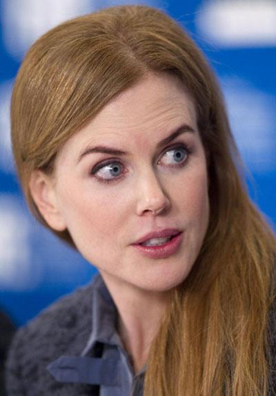 Nicole Kidman attends ...