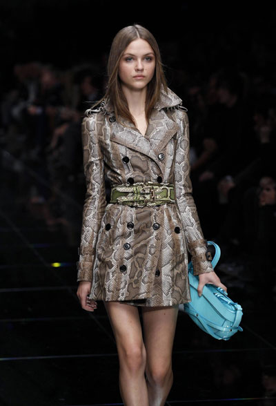 The Burberry Prorsum 2011 Spring/Summer collection