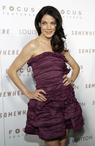 The premiere of 'Somewhere' in Hollywood