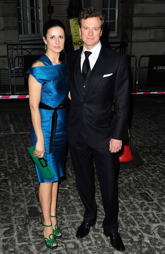 Colin Firth Didn T Impress In Laws