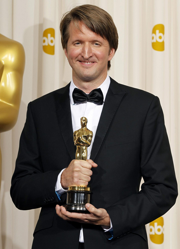 tom hooper oscar bait