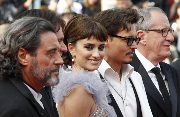 Pirates Of The Caribbean: On Stranger Tides' screens at 64th Cannes