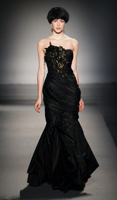 French Designer Christophe Josse Part Haute Couture ...