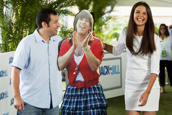 Image Gallery Jack And Jill Movie 2011