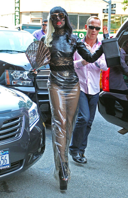 Lady Gaga warns public not to 'kill the supersta