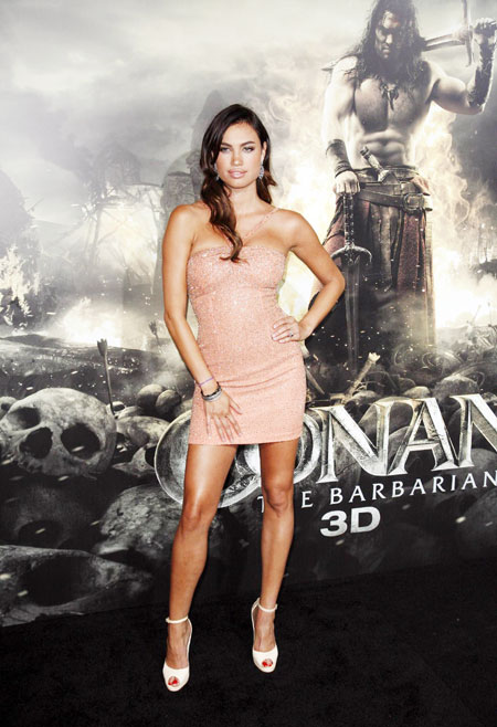 Conan the Barbarian' premieres in Los Angeles|Movies