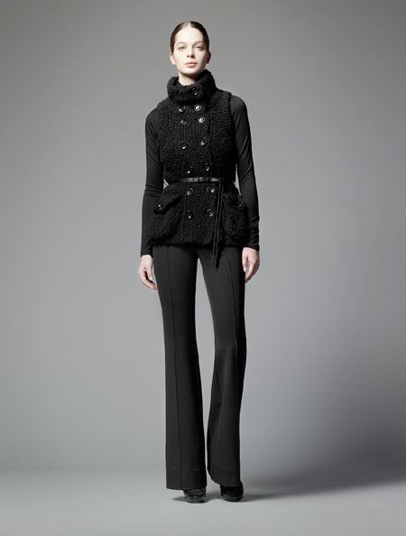 Burberry Black Label 2011 autumn winter collection