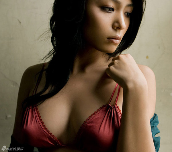 Japanese gravure idol, tarento, and actress signed to Japan