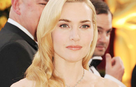 Kate Winslet - who has appeared totally naked in 'Titanic' - thinks flashing ...