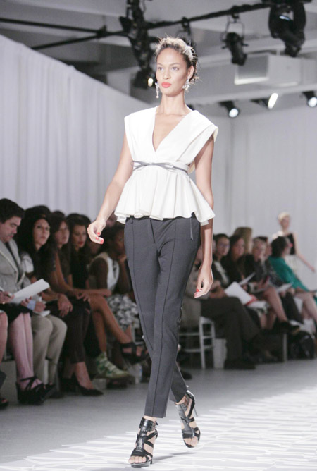 Jason Wu Spring/Summer 2012 collection
