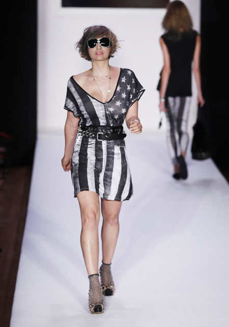 Spring/Summer 2012 collection of Avril's fashion line