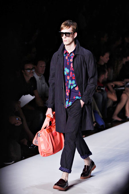 Marc Jacobs Spring/Summer 2012 collection