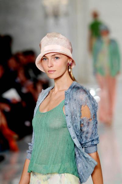 Ralph Lauren Spring/Summer 2012 collection