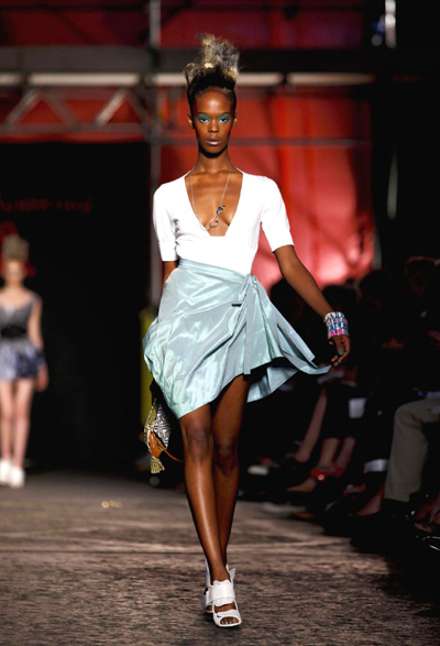 Vivienne Westwood 2012 Spring/Summer collection