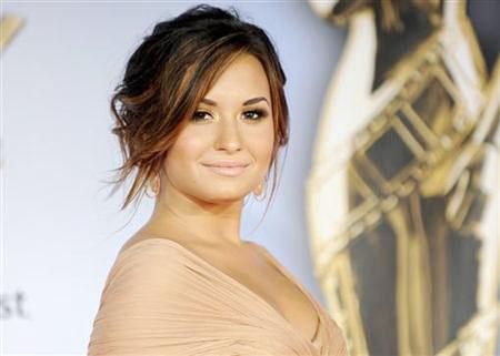 Demi Lovato Breakdown on Demi Lovato Goes Back On Tour  Year After Breakdown Celebrities