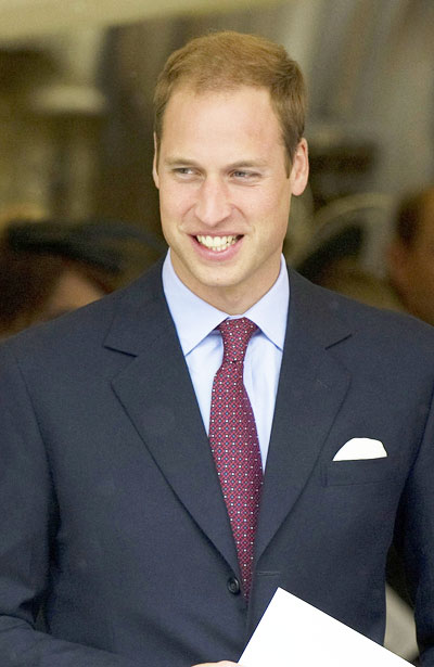 prince william named most influential man图片
