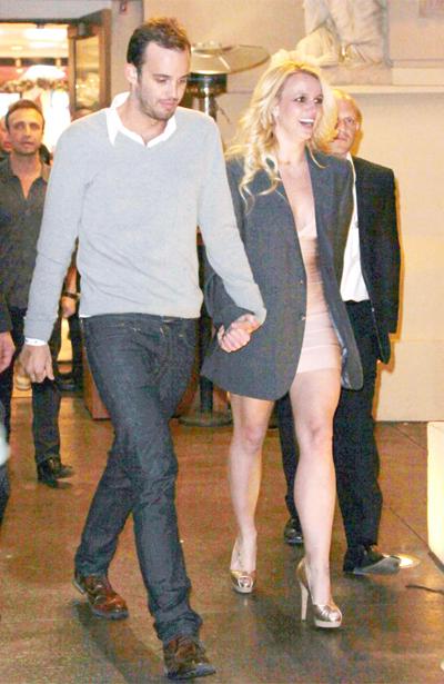 Britney Spears Planning Wedding