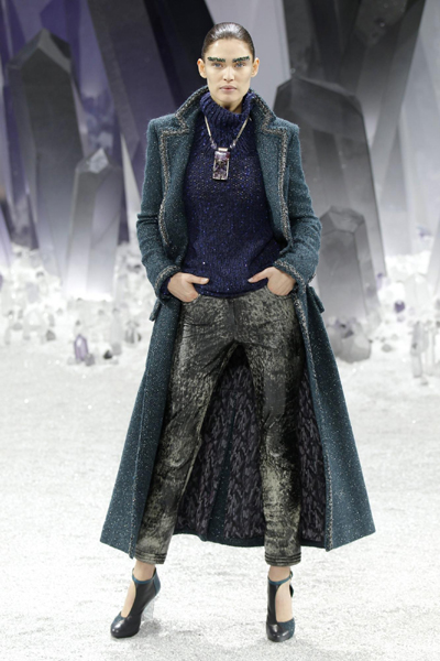 Chanel Fall/Winter 2012-2013|Style|chinadaily.com.cn