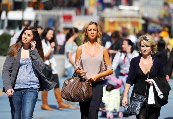 Street fashion of NYStylechinadailycomcn - Fashion Style Girl