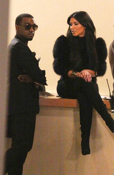 Kanye west and kim kardashian still dating