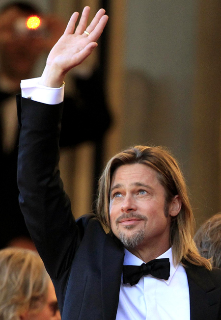 """film """"Killing Them Softly"""", in competition at the 65th Cannes Film"""
