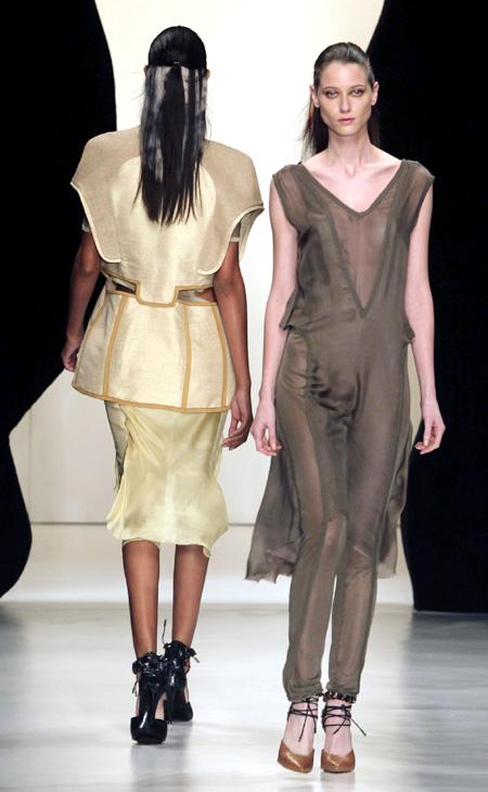 Sao Paulo Fashion Week Summer 2012/2013[4]|chinadaily.com.cn