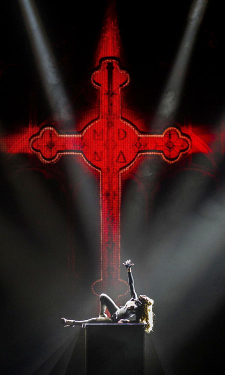Madonnas Mdna World Tour In Berlin Ab 17039187 Music