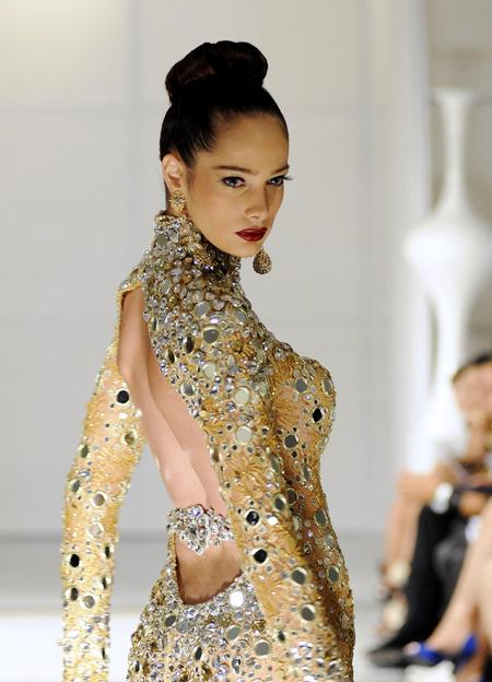 Caribbean Fashion Week Rd 2012 1