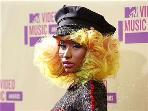 Nicki Minaj named 'American Idol' judge