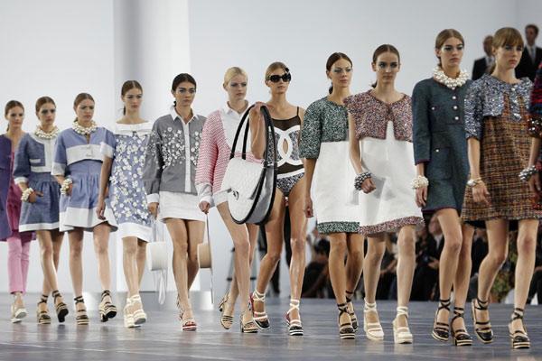 Paris Fashion Week Chanel 26