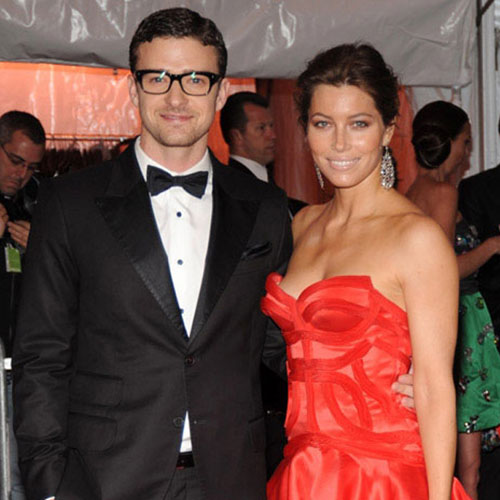 Timberlake Serenaded Biel On Wedding Day