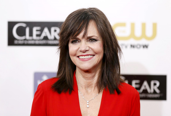 sally field son sam gr...