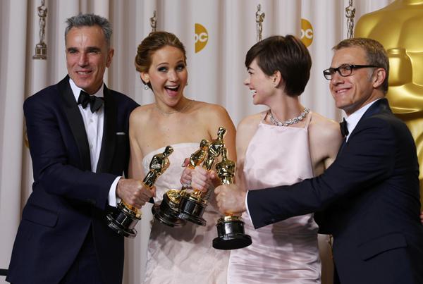 List of 85th annual Academy Award winners