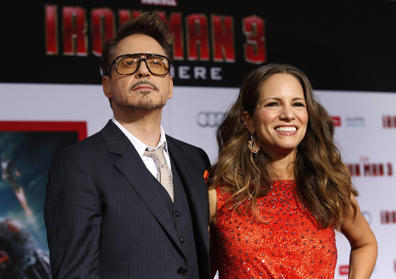 Iron Man 3' premieres in Hollywood |<!-- ab 17045285