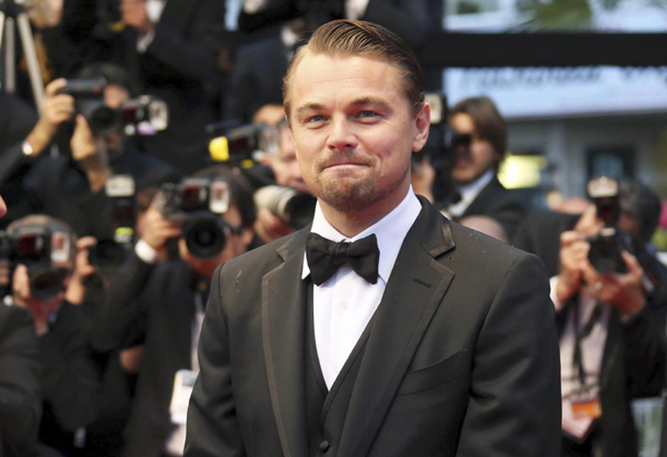 The Great Gatsby' screened in Cannes |<!-- ab 17045285