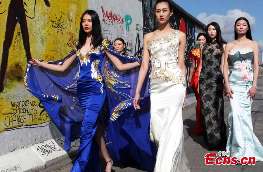 Dynasty style dresses