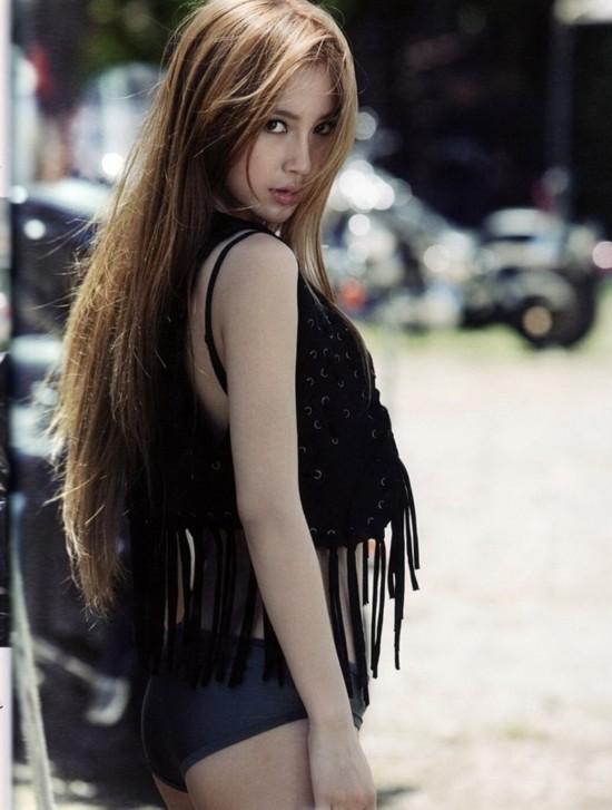 Most beautiful chinese women