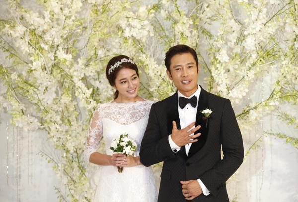 South Korean Actor Lee Byung Hun Marries