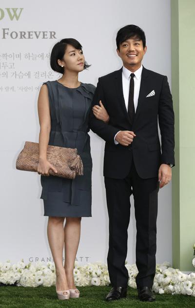 south korean actor lee byunghun marries17chinadailycomcn