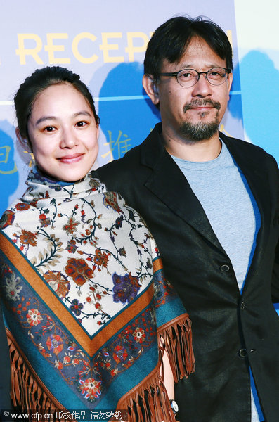Chinese directors shine in Venice