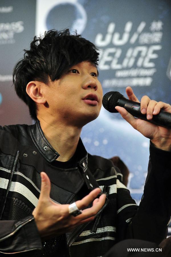 JJ Lin to host world tour[2] chinadaily.com.cn