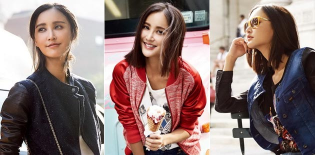 Fashion Show Music Tracks English Zhang Xinyi graces OK magazine