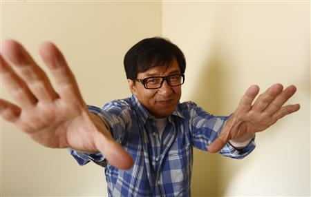 As body ages, Jackie Chan longs for Hollywood's full embrace